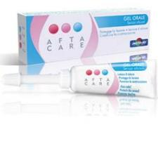 AFTACARE GEL ORALE PROTETTIVO - 10 ML