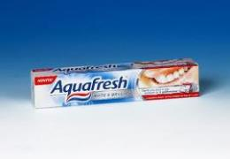 AQUAFRESH DENTIFRICIO WHITENING WHITE AND BRILLIANT - 75 ML