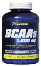 BCAAS 1000 mg EUROSUP 300 COMPRESSE