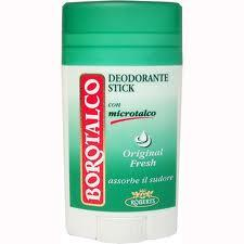 BOROTALCO DEO STICK ORIGINAL 40 ML