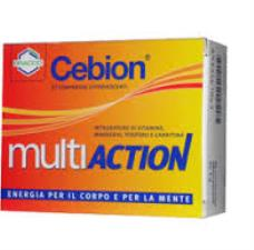 CEBION® MULTIACTION 20 COMPRESSE EFFERVESCENTI