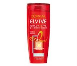 ELVIVE COLOR VIVE 2 IN 1 SHAMPOO + BALSAMO - 250 ML