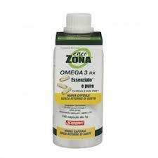 ENERZONA® OMEGA 3 RX 240 Cps.per 4 mesi di trattamento