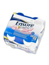 ENSURE COMPACT GUSTO FRAGOLA 4x125 ML