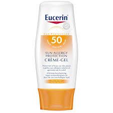 EUCERIN ALLERGY PROTECTION SUN CREME GEL SPF 50 - 150 ML