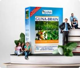 GUNA BRAIN 30 COMPRESSE DA 840 MG