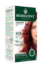 HERBATINT FLASH FASHION TINTA PER CAPELLI FF2 ROSSO PORPORA - 135 ML