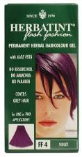 HERBATINT FLASH FASHION TINTA PER CAPELLI FF4 VIOLETTO - 135 ML