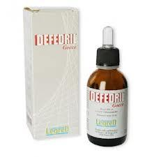LEGREN DEFEDRIL INTEGRATORE VEGETALE - FLACONE DA 50 ML