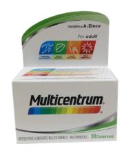MULTICENTRUM® 30 COMPRESSE