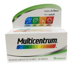MULTICENTRUM® 90 COMPRESSE