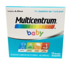 MULTICENTRUM® BABY 14 BUSTINE BIRIPARTITE