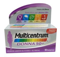 MULTICENTRUM® DONNA 50+ 90 COMPRESSE