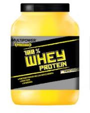 MULTIPOWER PROFESSIONAL 100% WHEY PROTEIN - GUSTO FRESH VANILLA - 908 GR
