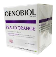 OENOBIOL PEAU D'ORANGE 40 COMPRESSE