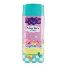 PEPPA PIG BUBBLE BATH - BAGNOSCHIUMA 400 ML