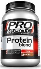 PRO MUSCLE PROTEIN BLEND 725gr GUSTO CACAO