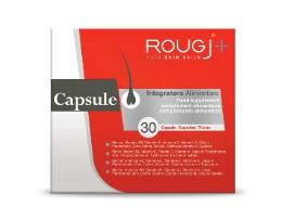 ROUGJ® HAIR SKIN NAILS INTEGRATORE ALIMENTARE PER CAPELLI - 30 CAPSULE