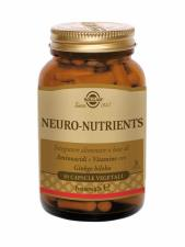 SOLGAR® NEURO NUTRIENTS 30 CAPSULE