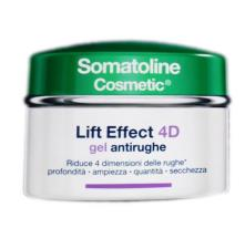 SOMATOLINE COSMETIC® LIFT EFFECT 4D GEL ANTIRUGHE 50 ML