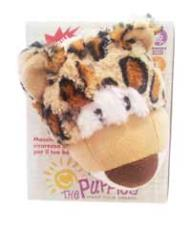 THE PUPPIES PELUCHE RISCALDABILE AL PROFUMO DI LAVANDA - LEOPY